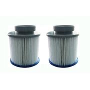 Kartušová filtracia  MSpa (2 ks)