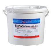 Chlórové tablety 10 kg - Titanocal