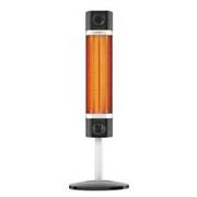 Karbónový infražiarič Veito - BASIC CH 1800 XE BLACK s teleskopickou nohou
