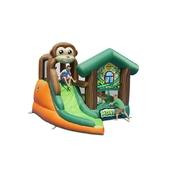 Skákací atrakcie, hrad - Opičí domček