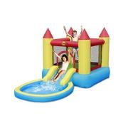 Skákací hrad s bazénikom a šmýkačkou