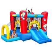 Happy Hop Play centrum 4 v 1 s loptičkami, skákacie hrady