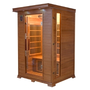 Infrasauna pre dve osoby Luxe 2
