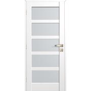 Interiérový komplet dvere BRAGA, model 6
