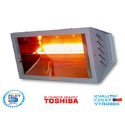 Elektrický infračervený žiarič SUNLINE ® PROFESIONAL SP2000