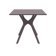 SIESTA EXCLUSIVE; Stôl IBIZA 80 hnedý
