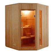 Fínska sauna FRANCE SAUNA ZEN 3/4