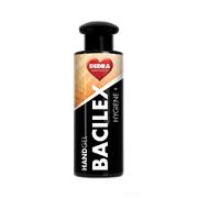 Dedra Čistiaci gél na ruky s vysokým obsahom alkoholu, 100 ml, HANDGEL BACILEX Hygiene