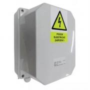 Transformátor bezpečnosťou 50VA 230-12V-25A-IP65