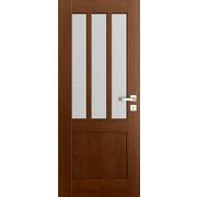 Interiérové dvere LISBONA č.5, CPL