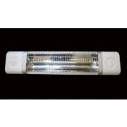 Karbónový infražiarič - CH 1800 TW WHITE