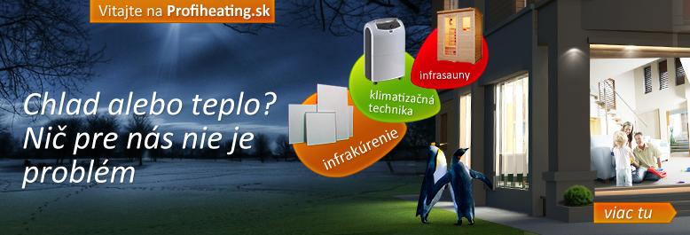Profiheating.sk - Úvod