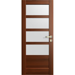 Interiérové dvere s povrchovou úpravou fólie