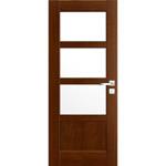 Interiérové dvere s povrchovou úpravou CPL laminát